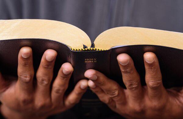 black ment bible