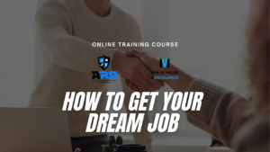 Getting Your Dream Job Video Course
