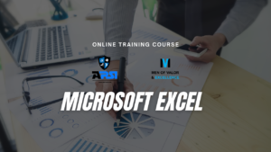 Microsoft Excel Foundational Course