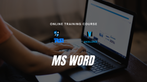 Microsoft Word Foundational Course